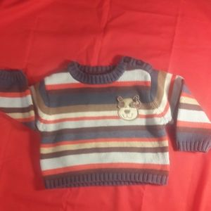 The Children's Place Boys 3-6 Mos Sweater